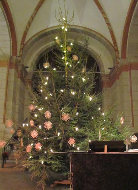 offenes adventssingen mit weihnachtsbaum schm cken im m nster. Black Bedroom Furniture Sets. Home Design Ideas
